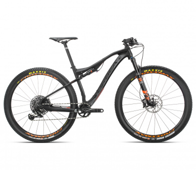 Orbea Mountainbike Oiz M30 2019 | schwarz-orange