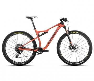 Orbea Mountainbike Oiz M10 2019 | orange-schwarz
