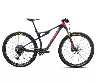 Orbea Mountainbike Oiz M10-TR 2019 | hellblau-rot