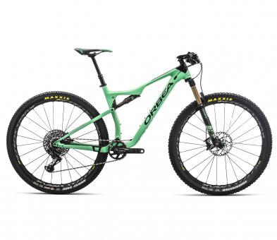 Orbea Mountainbike Oiz M10-TR 2019   minze-schwarz