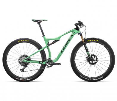Orbea Mountainbike Oiz M-LTD 2019 | minze-schwarz