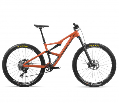 Orbea Occam H10 - 2020 | Orange/Blue