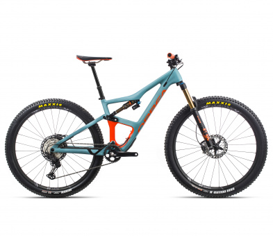 Orbea Occam M10 - 2020 | Blue/Orange