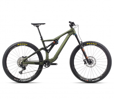 Orbea Rallon M20 - 2020 | Green/Orange