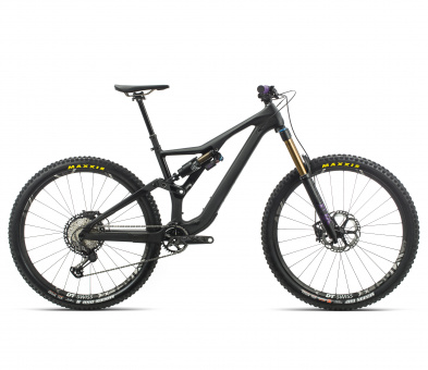 Orbea Rallon M-Team - 2020 | Black/Purple