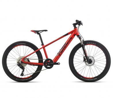 Orbea Kinderfahrrad E-Bike EMX 24 - 2020 | rot-schwarz