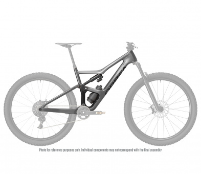 Orbea Occam OMR+DPX2 - 2020 | Anthracite/Black