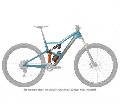 Orbea Occam OMR+DPX2 - 2020   Blue/Orange