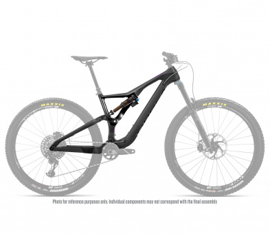 Orbea Rallon+Float X2 - 2020 | Black/Purple