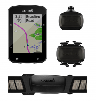 Garmin Edge 520 Plus - Sensor Bundle