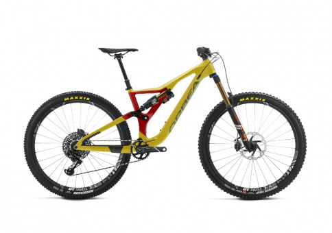 Orbea RALLON M-TEAM - 2019 | CUSTOM