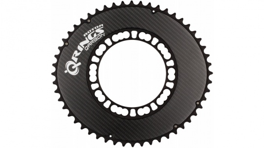 Rotor Road Carbon Aero, 5-Arm, Q-RIng, 110BCD
