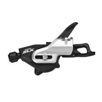Shimano SLX SL-M670 Schalthebel - I-Spec B - Links 2/3-fach | schwarz/silber