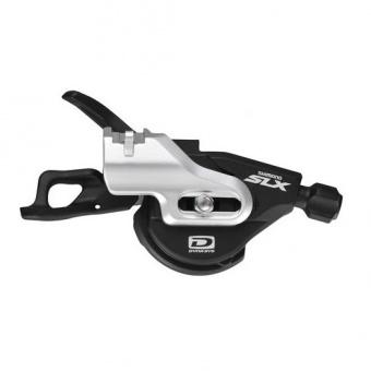 Shimano SLX SL-M670 Schalthebel - I-Spec B - Rechts 10-fach | schwarz/silber
