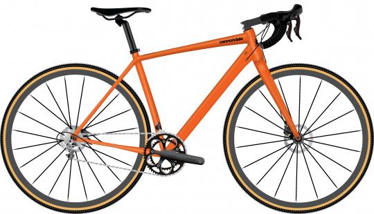 Cannondale  Topstone 1 Orange - 2021