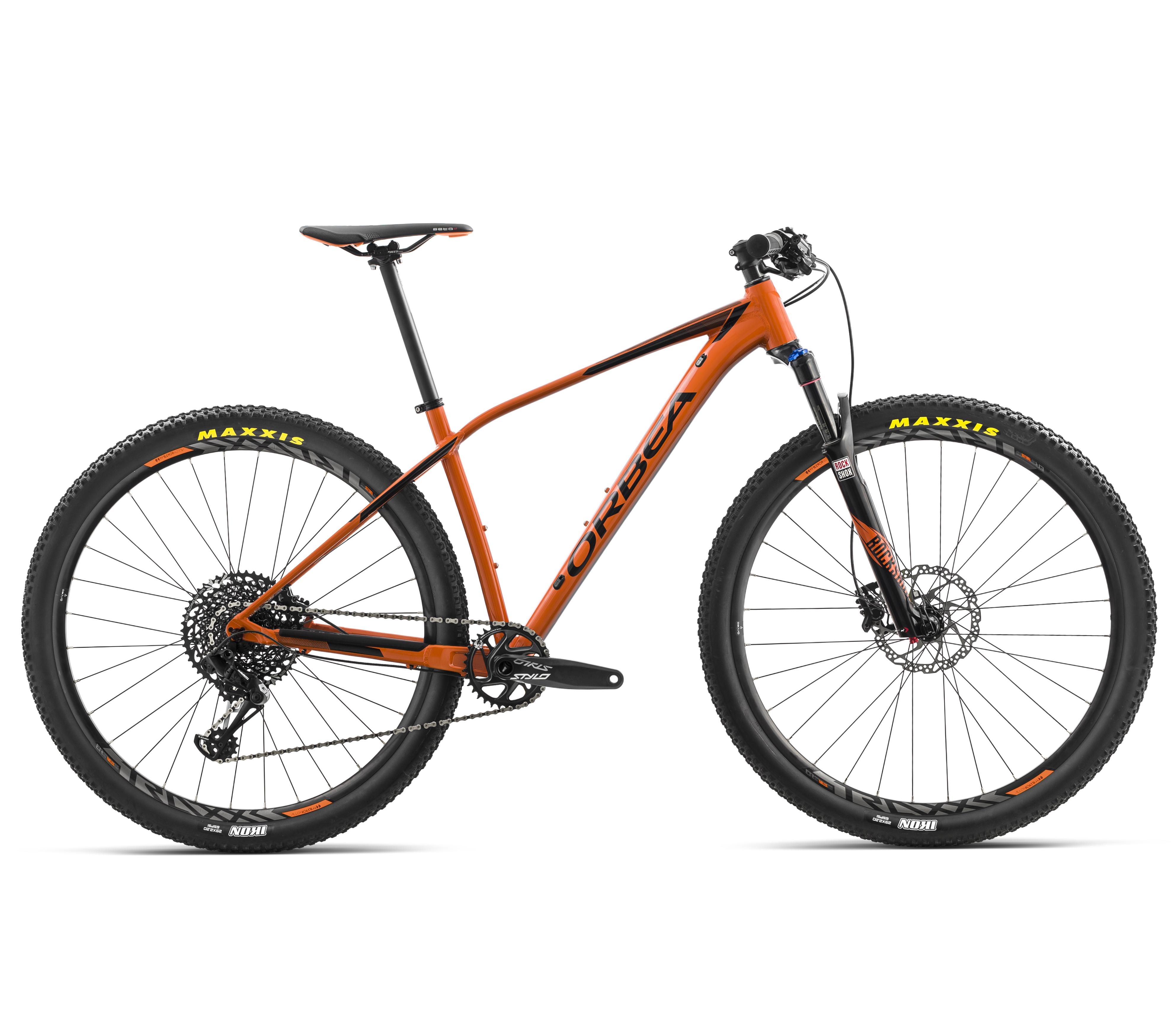 Orbea Mountainbike Alma H10 | Orange-Schwarz | günstig online kaufen