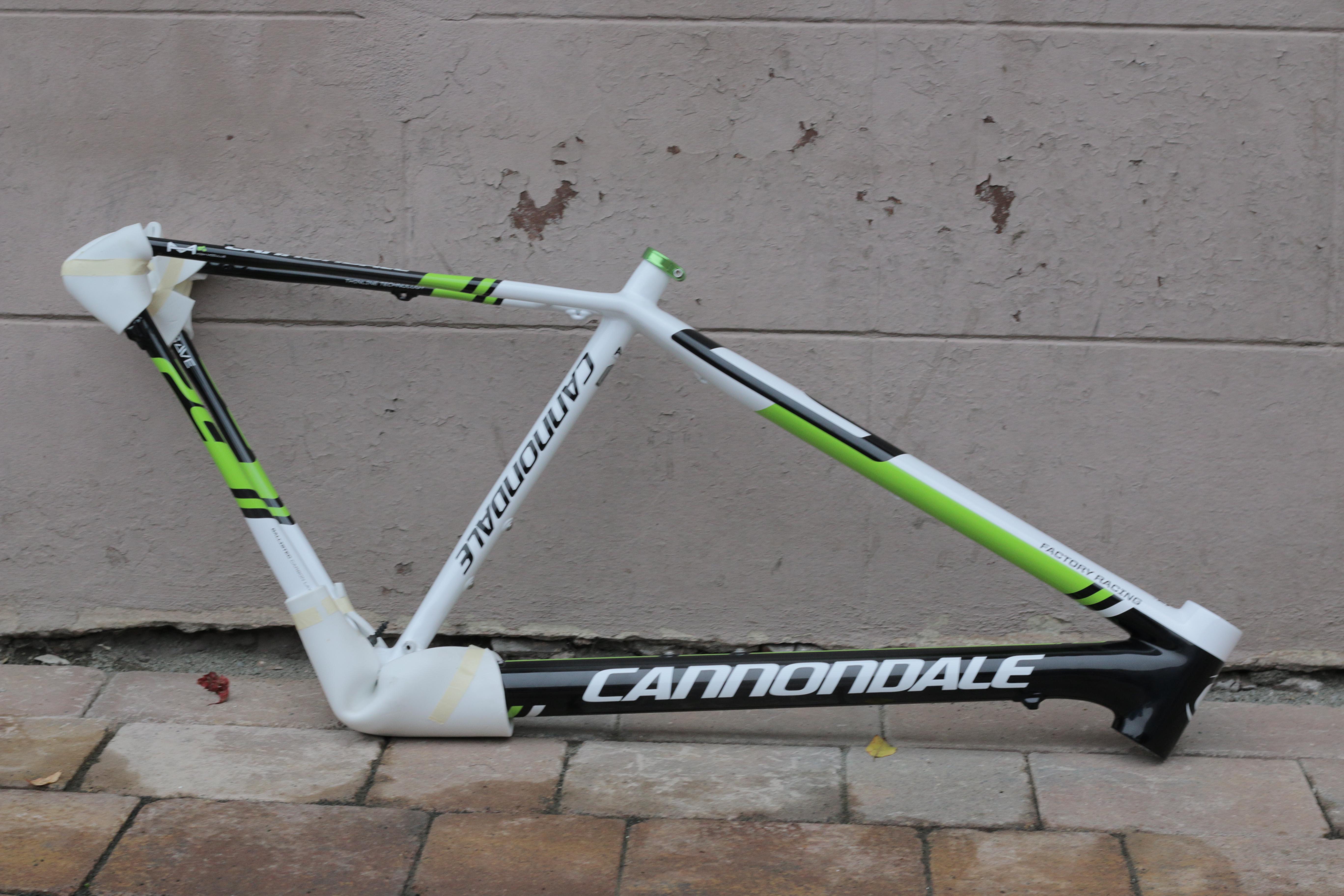 Cannondale F29 HiMod Team Rahmen | günstig online kaufen
